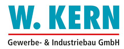 W Kern – Gewerbe und Industriebau GmbH Logo